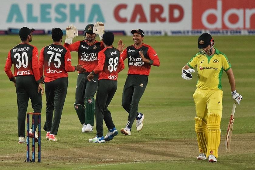 टी–ट्वान्टी विश्वकपमा स्कटल्याण्डले बंगलादेशलाई ६ रनले हरायो